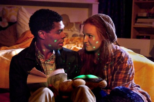 Matthew Hancock and Jennifer Finch in 'I And You'.