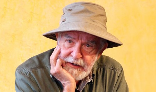 Athol Fugard at the Fountain Theatre