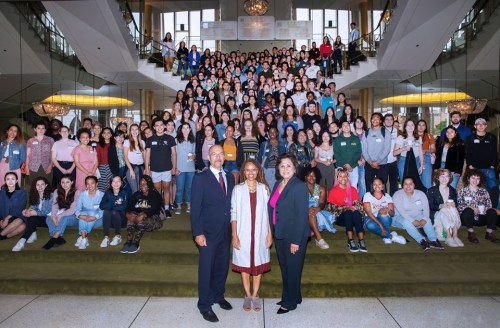 LA county Arts Interns Summit 2019