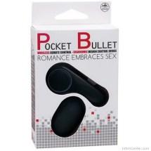 Tojás vibrátor, Pocket Bullet távirányítós szextojás