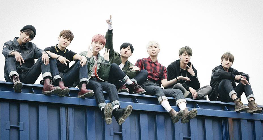 Musique  BTS  Bangtan Boys  In Time With Asia