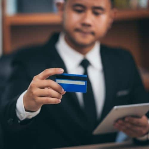 accept credit card for your terpe