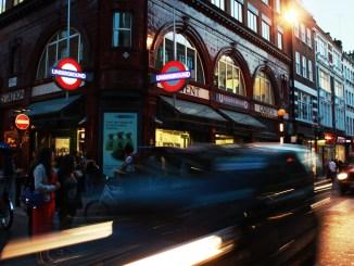 Covent Garden Station - London