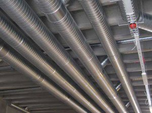 Mechanical Energy Solutions ceiling tubes
