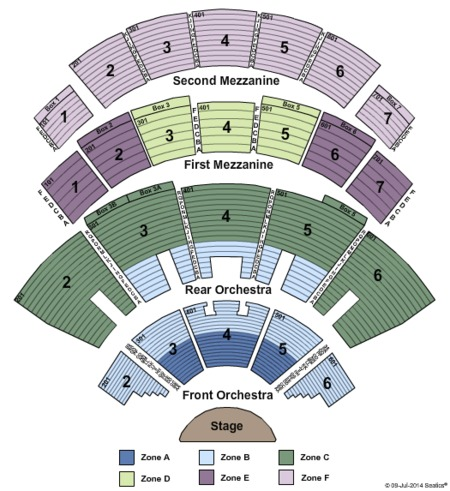 Caesars palace colosseum seating map awesome home