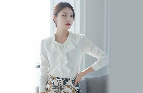 女襯衫推薦指南:依照場合,選購女襯衫的技巧   Rakuten樂天市場