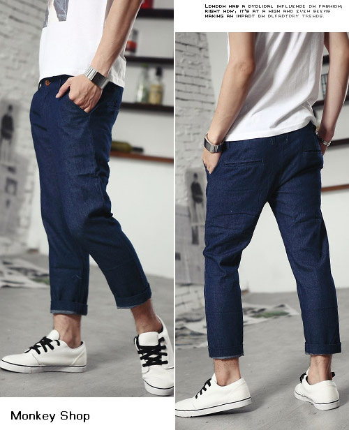 短一點才時尚! 男裝時尚不容錯過的超夯九分褲 男潮誌 樂天誌 樂天市場 | 樂天市場購物網