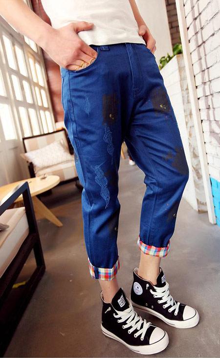 短一點才時尚! 男裝時尚不容錯過的超夯九分褲 男潮誌 樂天誌 樂天市場 | Rakuten樂天市場