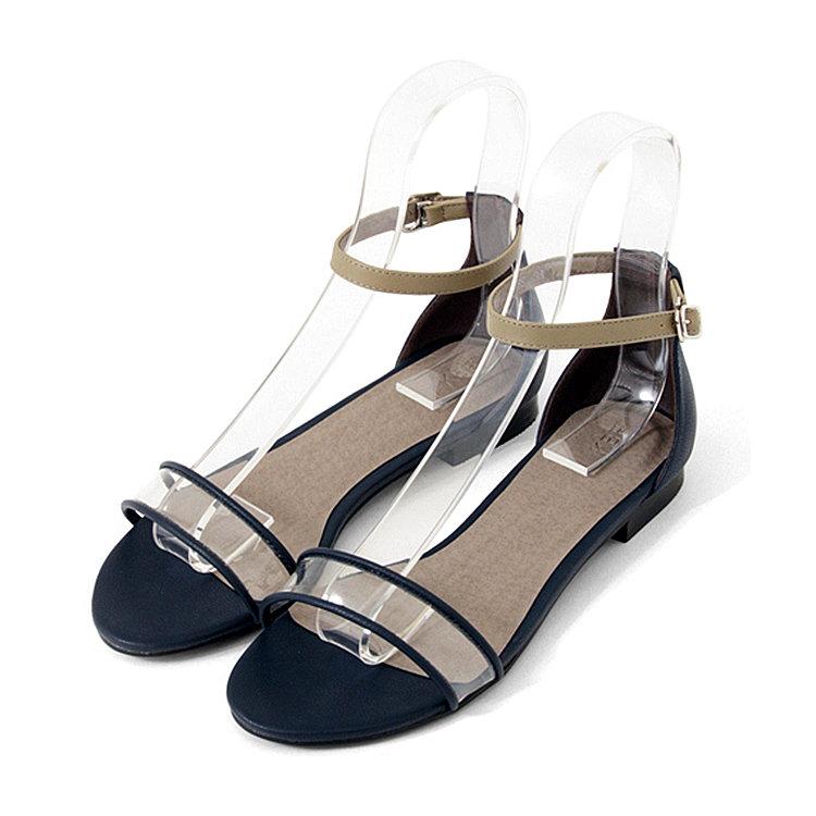 【推薦】哪裡買KBF 透明鞋面涼鞋藍@屏東縣瑪家鄉|PChome 個人新聞臺