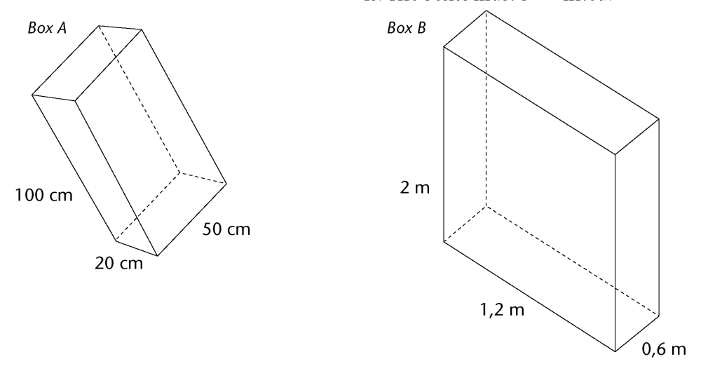 medium resolution of Volume of rectangular prisms and cubes   Surface area and volume of objects    Siyavula