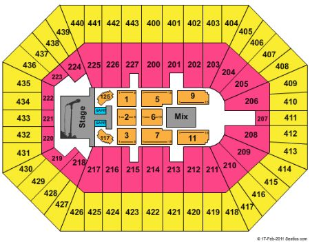 Bmo Harris Pavilion Seating Chart Arenda Stroy