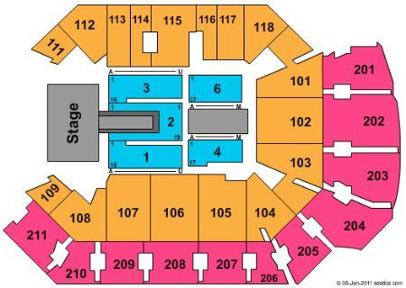 Ucf Arena Seating Brokeasshome Com