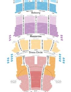 The privatebank theatre also tickets and seating rh stub