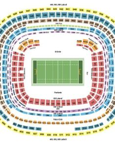 Estadio azteca also tickets and seating chart buy rh stub