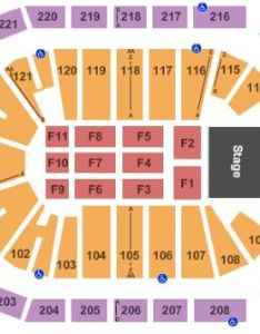Infinite energy arena also tickets and seating rh stub
