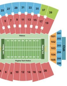 Lane stadium also tickets and seating chart buy rh stub