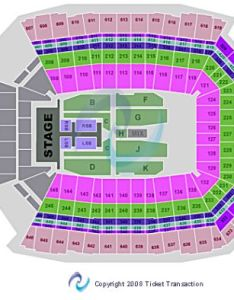 Lucas oil stadium also tickets and seating chart buy rh stub
