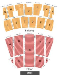 Memorial auditorium also tickets and seating chart rh stub