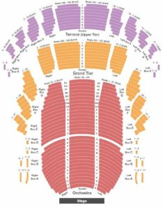 Meyerhoff symphony hall also tickets and seating rh stub
