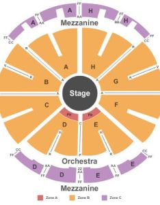 Nycb theatre at westbury half round seating also tickets and rh stub
