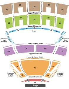 Palace theater also tickets and seating chart buy rh stub