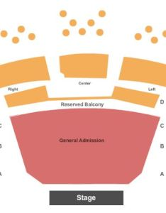 Royal oak music theatre also tickets and seating rh stub