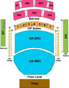 The joint at hard rock hotel  casino also tickets and rh stub