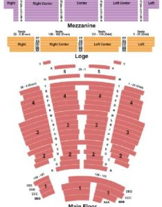 The wiltern also tickets and seating chart buy rh stub