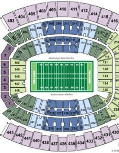 Tiaa bank field also tickets and seating chart buy rh stub