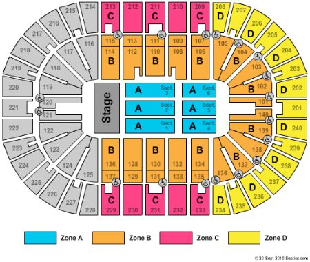 Us Bank Arena Tickets And Seating Chart