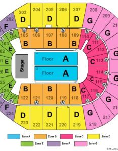 Little rock ar verizon arena also tickets and seating chart buy rh stub