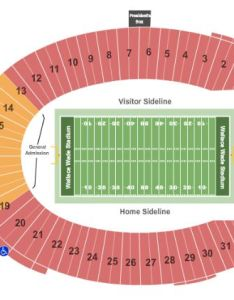 Venue map football capacity   wallace wade stadium tickets also and seating chart rh stub
