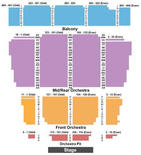 Warner Theater Torrington Ct Seating Chart Otvod
