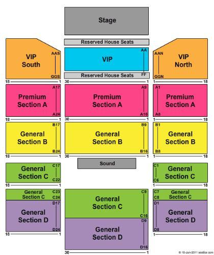 Winstar Casino Tickets and Winstar Casino Seating Chart - Buy Winstar Casino Thackerville ...