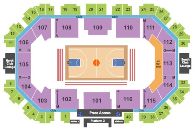Scheels Arena Tickets In Fargo North Dakota Scheels Arena