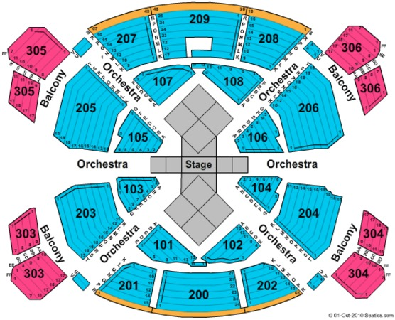 Beatles Love Discount Tickets