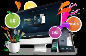 تصميم مواقع انترنت بالسعودية