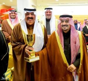 امير الرياض يرعى السباق السنوى فى السعودية