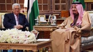 الملك يجدد التأكيد على وقوف السعودية مع فلسطين