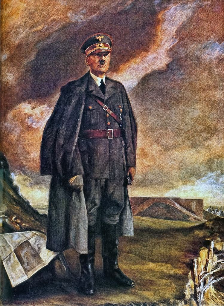 Portraits Of Adolf Hitler International Friends Of Adolf