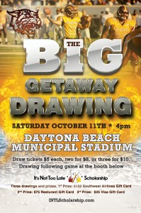 The Big Getaway Drawing