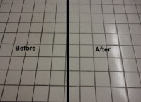 Ceramic Tile Polishing (No Wax Needed)
