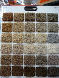 Brown Carpet Colors