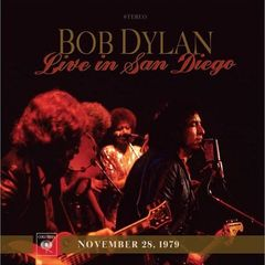 Bob Dylan – Live In San Diego (2017)