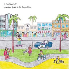 Legowelt – Legendary Freaks in the Trash of Time (2017)