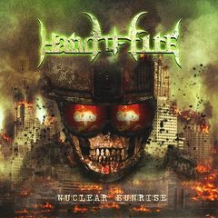Hand of Fire – Nuclear Sunrise (2017)