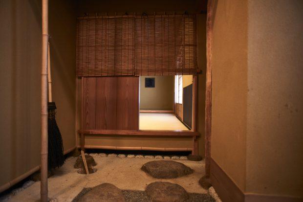 茶室の間取りを詳しく解説! 入り口が狭い理由とは?