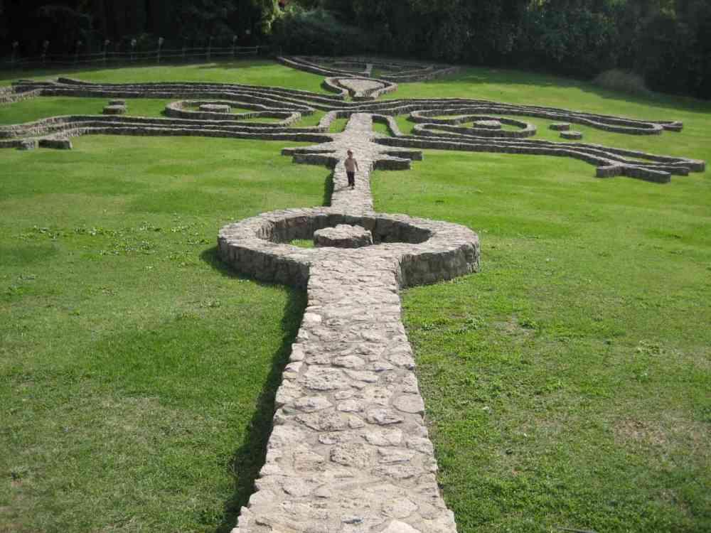 Skulpturengarten von Daniel Spoerri