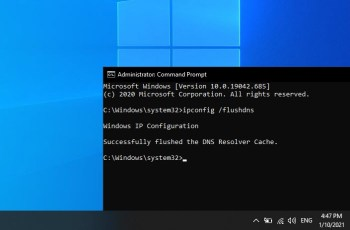 How to Flush and Clear the DNS Cache in Windows 10 in 3 Ways in 2021