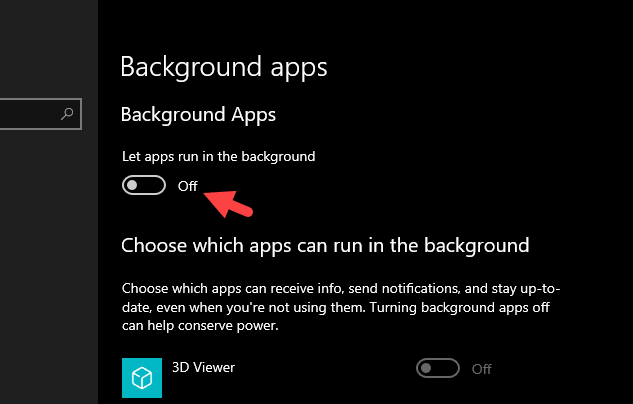 How to See What Apps are Running in the Background in Windows 10